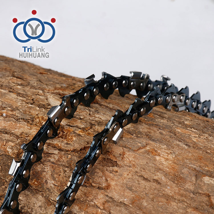 Wood Cutting Chain 78 Drive Link 1.3mm 20 Inch Saw Chain For John Deere