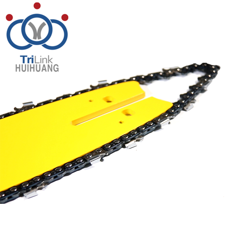 Hot Selling Petrol Harvester Replacement Sprocket Nose Bar And Chain for Felling Machine Woodworking