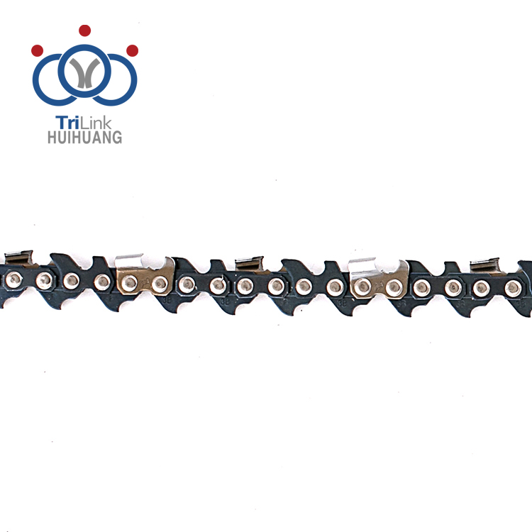 Saw Spare Parts 3/8 Low Kick-back Universal Chainsaw Chains For Fairmont