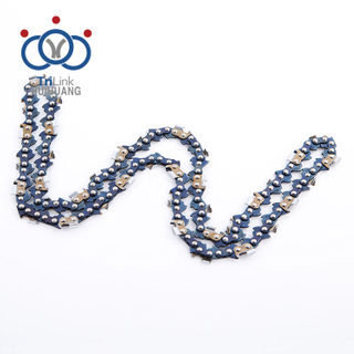 China saw chain manufacture 1/4 small chainsaw chain for sale