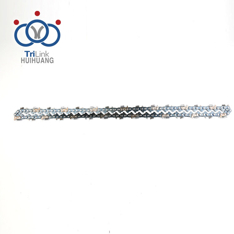 Chainsaw accessories spare parts 3/8'' 063'' semi-chisel sawchain for chainsaw
