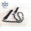 Hand Saw Chain 24 Inch Long Length Outdoor Survival Pocket Chain Saw for Gardening