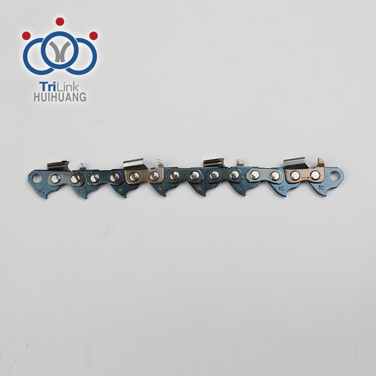 Hot sale portable full-chisel link petrol chainsaw parts square cornered saw chain 325 for garden field