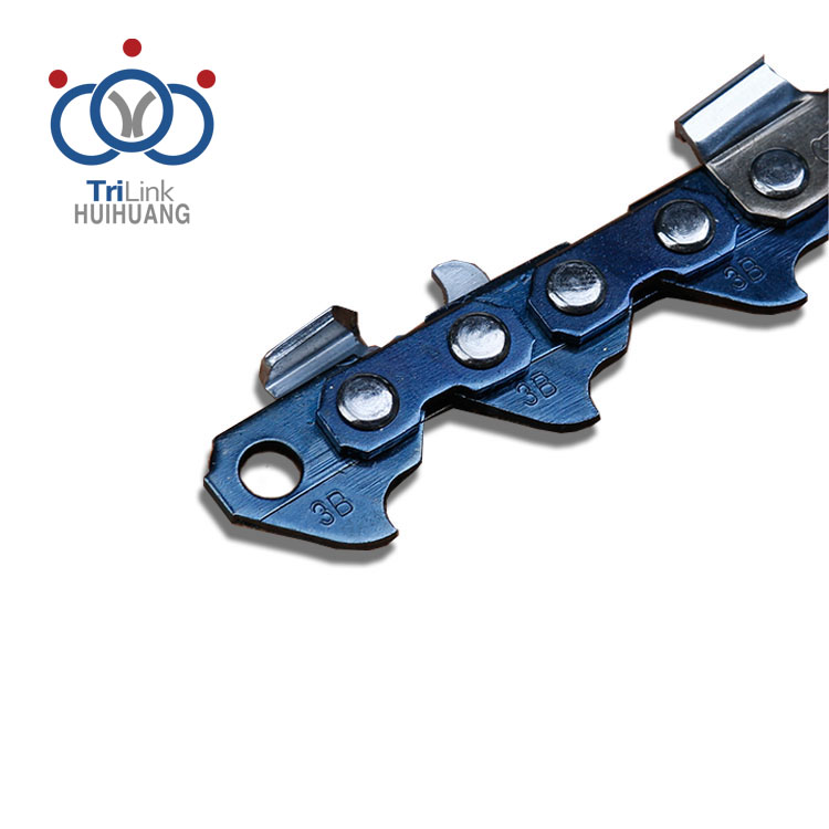 Saw chain steel semi-chisel pitch 3/8 .050 chainsaw chain