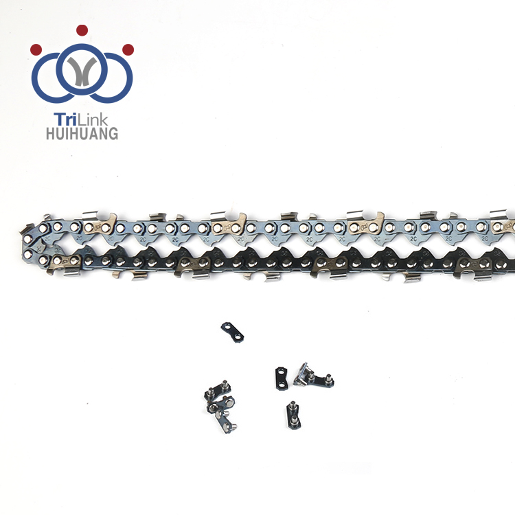 "Chain saw chain 20"" 78 driver link high quality .325 1.5mm trilink saw chain for husqvarna"